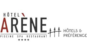 Logo hotel arene